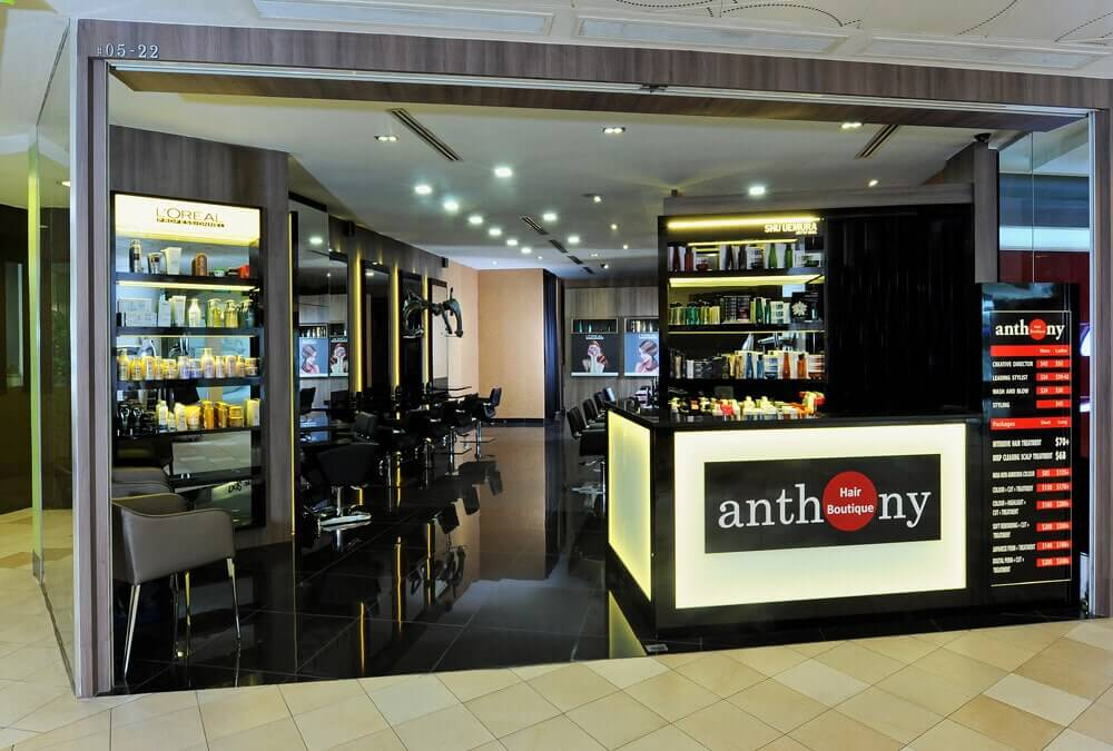 Anthony Hair Boutique at Tampines