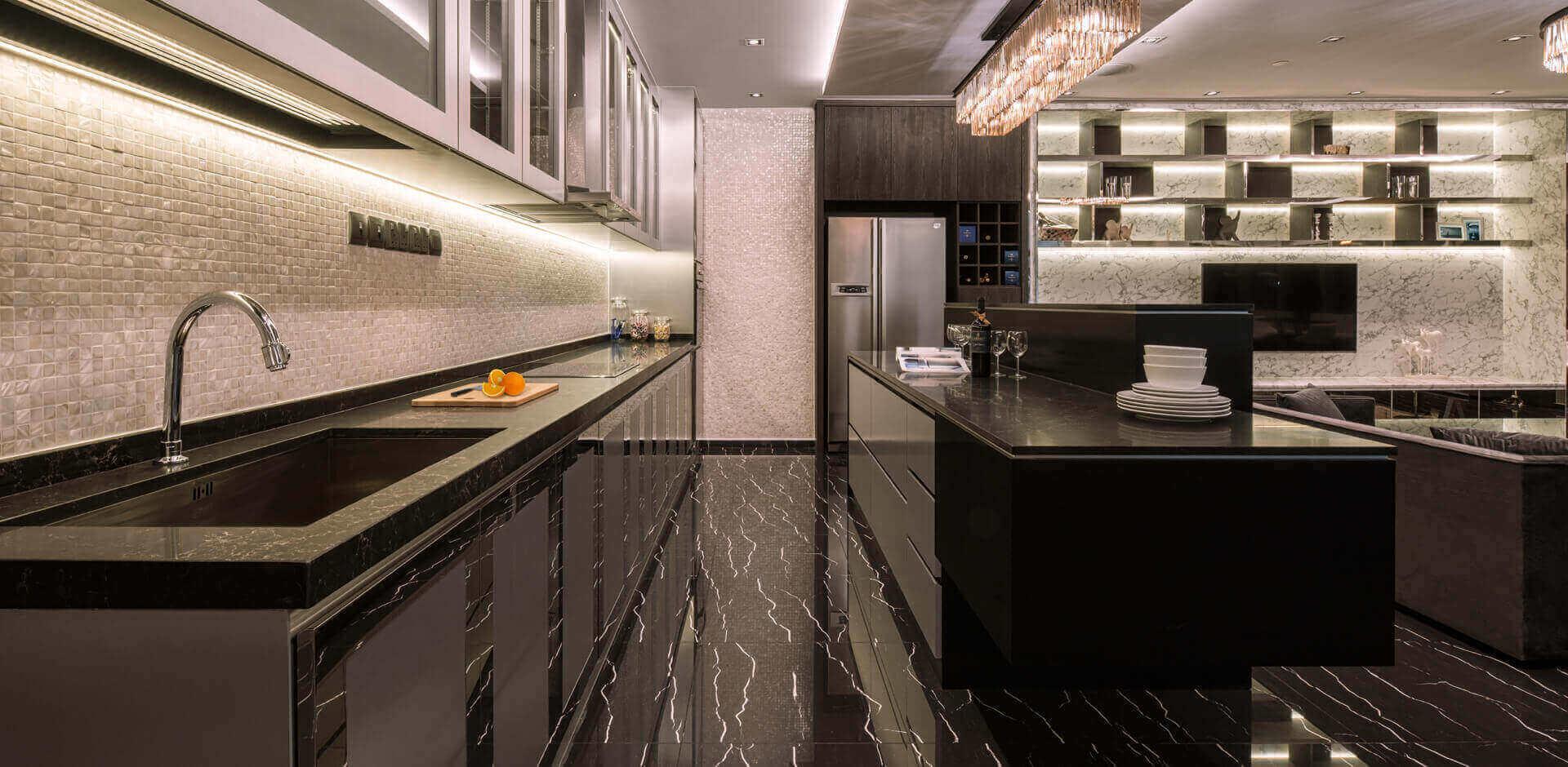 Kitchen Decor by Zenith Arc