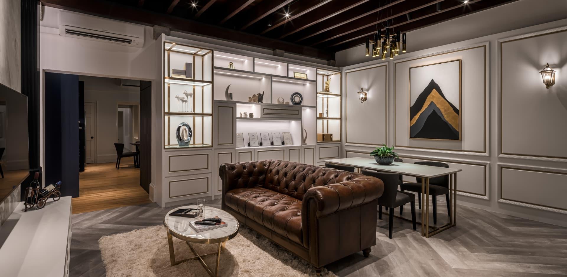 House Interior Design by Zenith Arc
