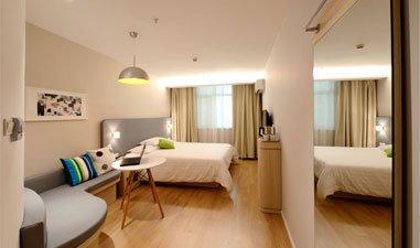 Rooms Look Slightly Bigger