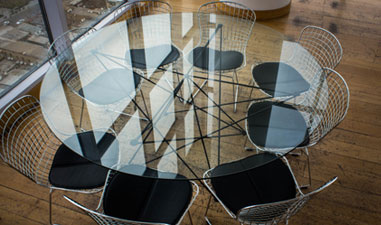 Transparent Furniture