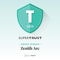 Qanvast Supertrust Award Winner